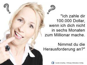Carolin Amerling, Köln , Selbstmanagement - Kundenservice